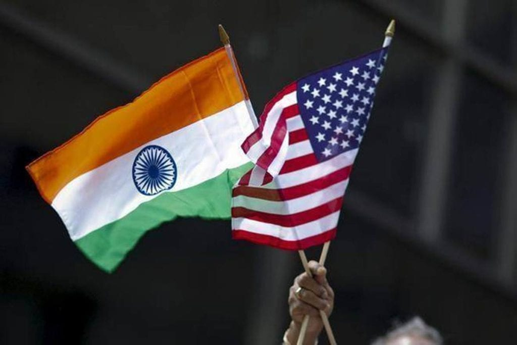 The US Confirms Trump's Visit To India Raises Hopes Of A Breakthrough In The Trade Deal 1