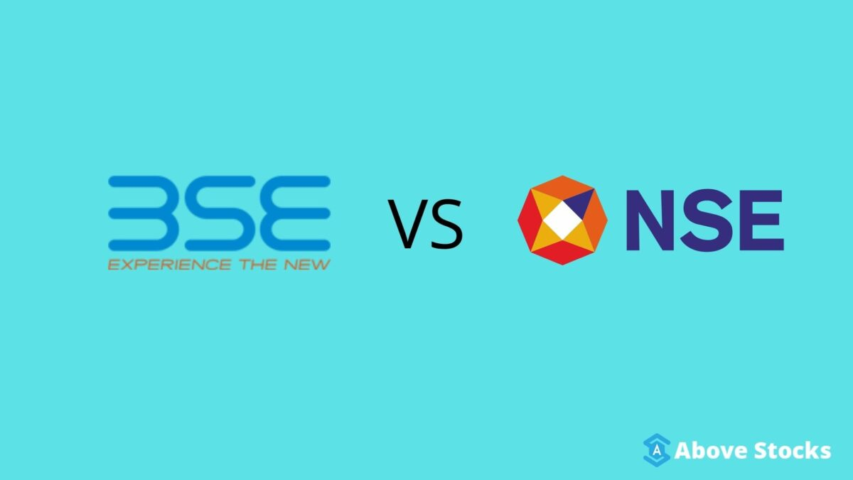 Difference between BSE and NSE