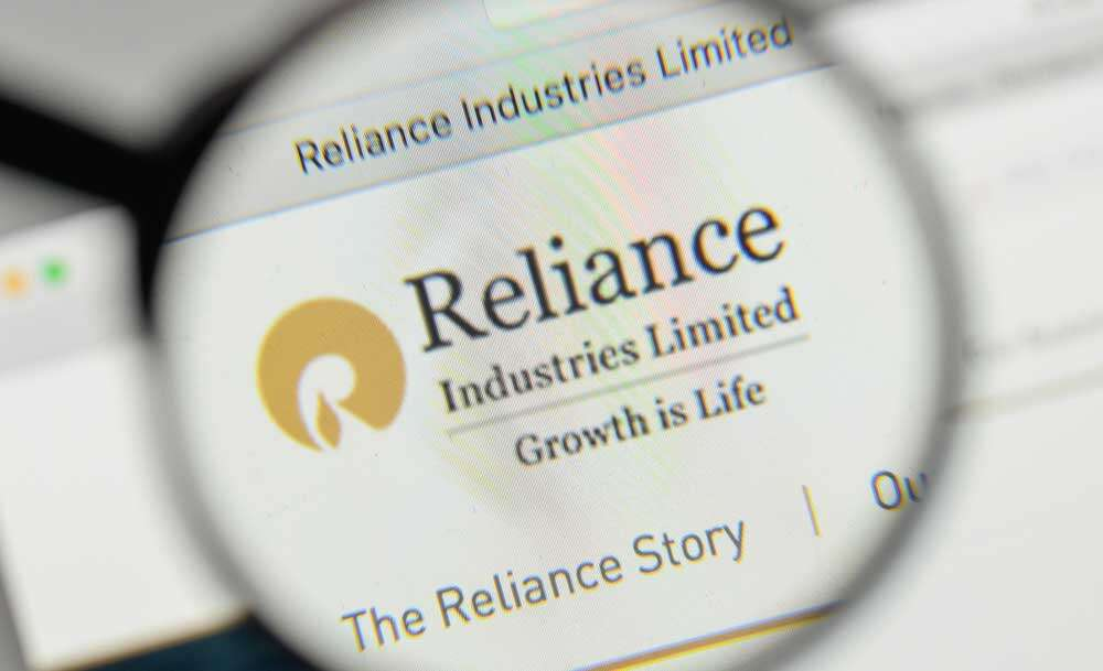 reliance industries Cover